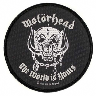Motorhead Patch 7